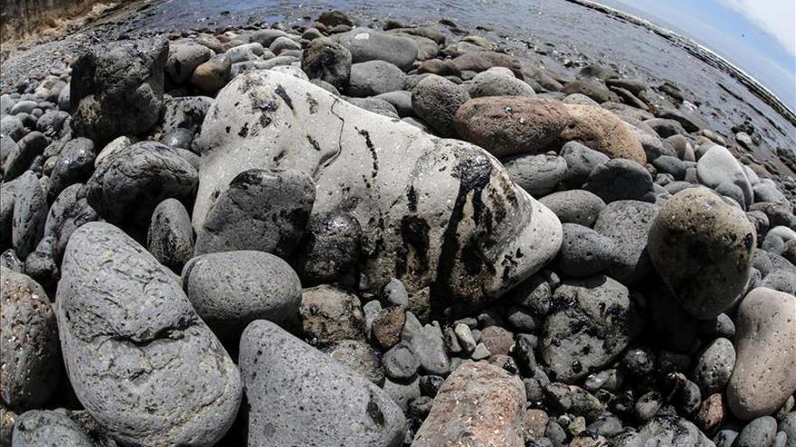 Los ecologistas detectan manchas en 5 playas grancanarias Reserva de Biosfera