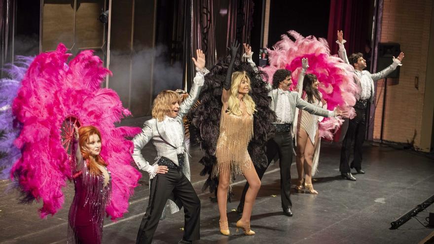 'La última tourné', con Alaska, Vaquerizo, Bibiana Fernández y Manuel Bandera, se estrena el 6 de febrero en Bilbao