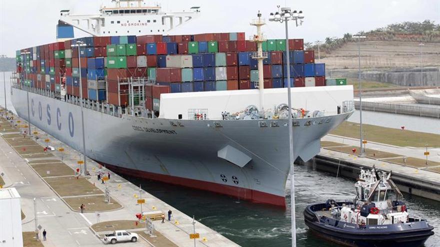 El Canal de Panamá publica una propuesta de modificaciones de peajes