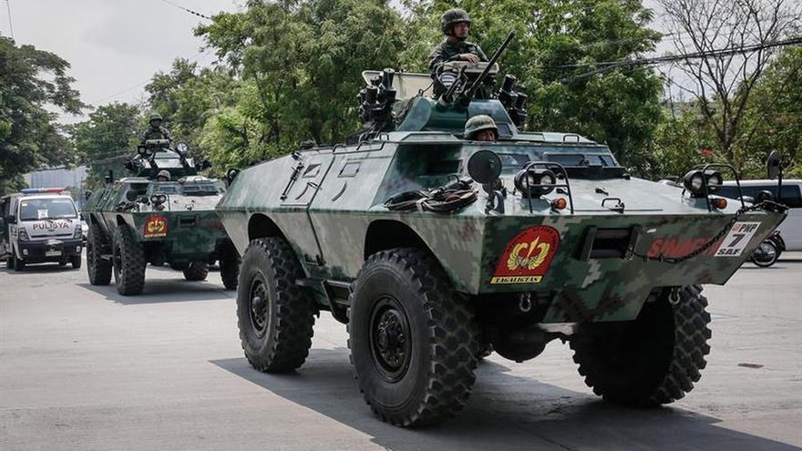 Filipinas inicia el despliegue de 41.000 uniformados ante cumbre de ASEAN
