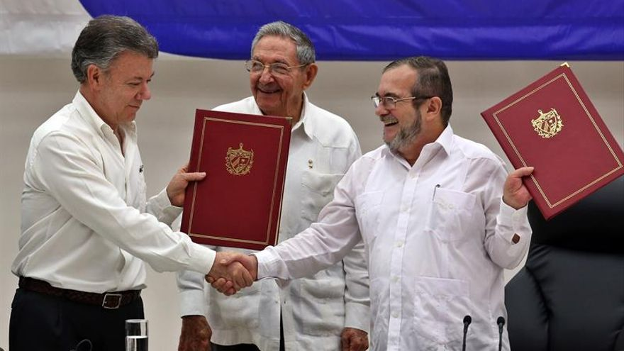 General de brigada argentino, elegido jefe de observadores de la ONU en Colombia