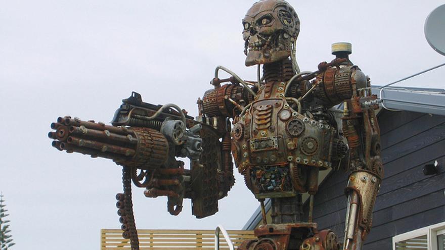 Robolaw plantea dotar a los robots de personalidad electrónica cuando sean autónomos