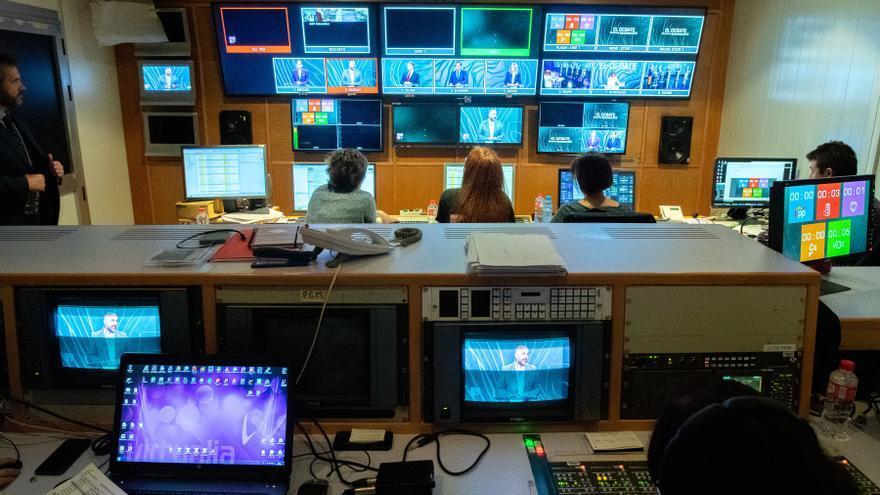 Una media de 68.000 personas vieron el debate electoral en Castilla-La Mancha Media
