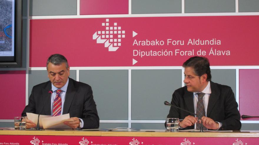"""De Andrés (PP) dice que PNV tiene """"más interés"""" en los presupuestos aunque no renuncia a seguir negociando con el resto"""