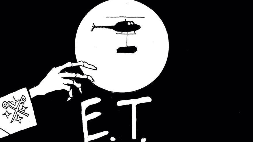 (E.T.) El traslado