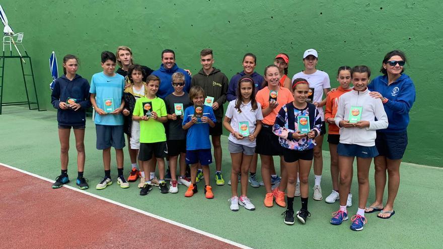 El Torneo Wilson es una competición de base a la que acudirán tenistas de todas las islas