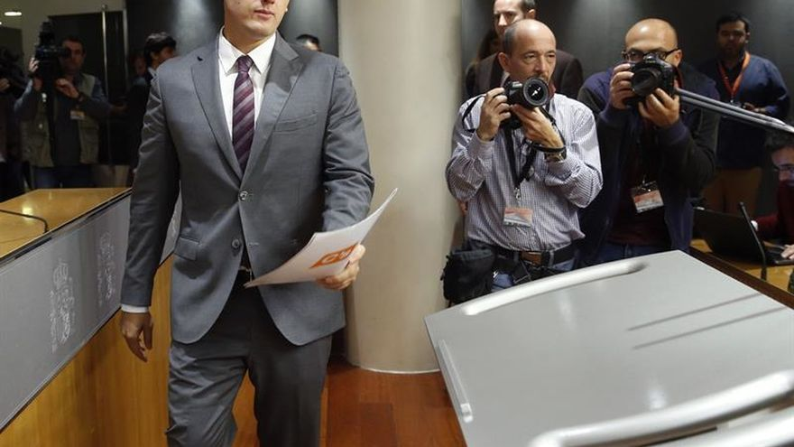 C's avisa al PP que si no retira a F.Díaz apoyarán al que proponga el PSOE