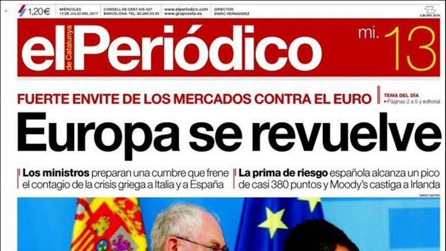 De las portadas del día (13/07/2011) #10