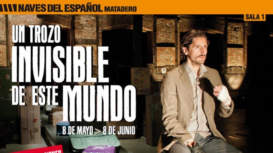 Cartel de 'Un trozo invisible de este mundo'