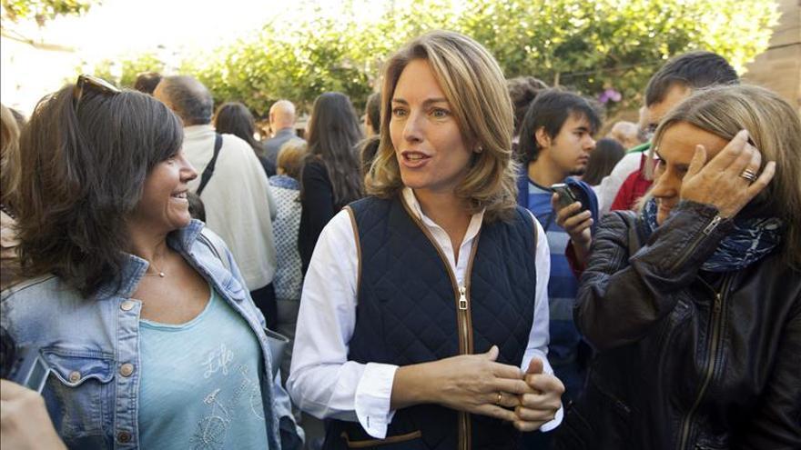 Quiroga (PP): Las detenciones adelantan el fin de ETA y son un acto de justicia