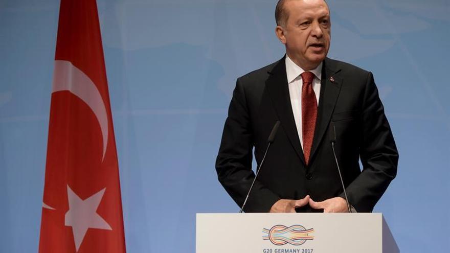 Erdogan pide a todos los musulmanes que visiten a la mezquita de Al Aqsa