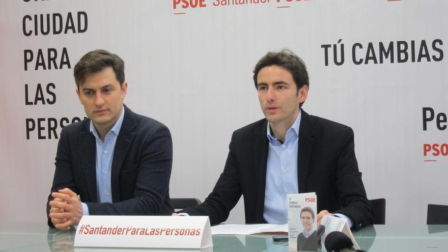 """PSOE cree que Diego y De la Serna """"toman por tontos"""" a los ciudadanos"""