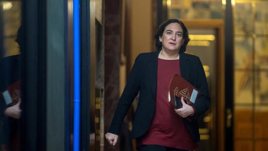 Colau manifiesta a líderes de la UE su preocupación por el juicio del 'procés'