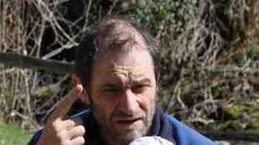 José Antonio Urrutikoetxea, Josu Ternera, en una imagen exclusiva de 2013.