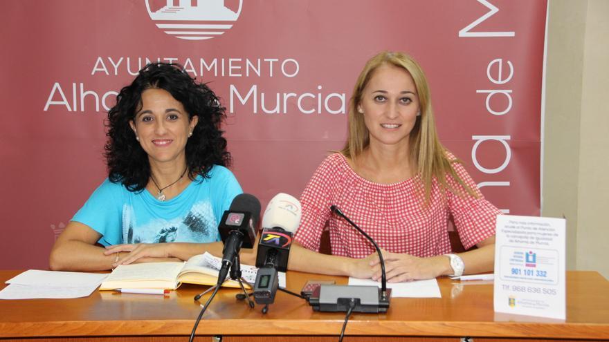 El Ayuntamiento de Alhama establece un punto de información contra la agresión sexual