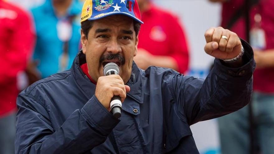 """Maduro anuncia """"varias decenas de detenidos"""" por plan magnicida en su contra"""