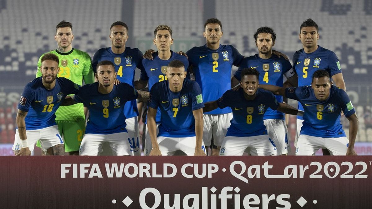 Brasil sigue con paso firme en las Eliminatorias y es el gran favorito a ganar la Copa América.