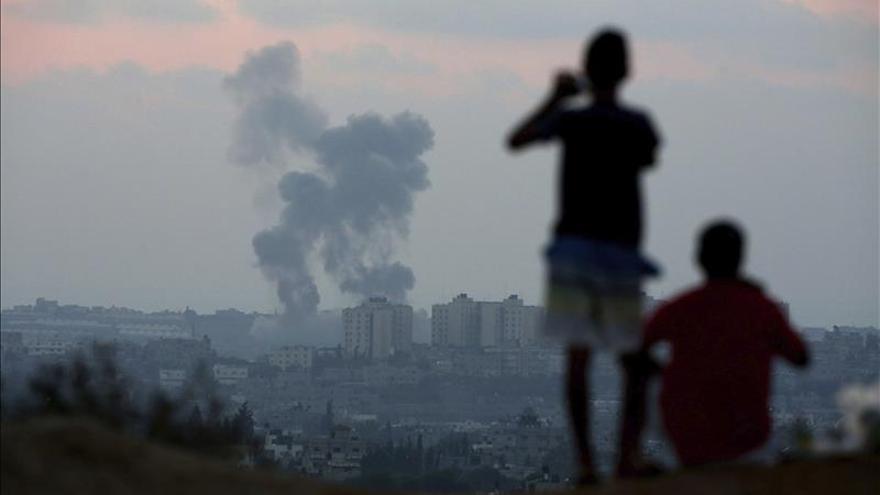 Un proyectil disparado desde El Líbano impacta en el norte de Israel