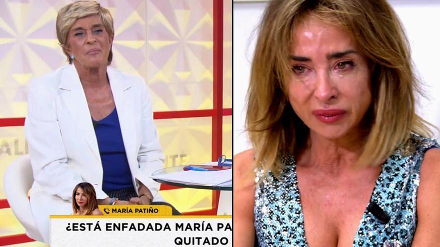 Chelo García Cortés / María Patiño