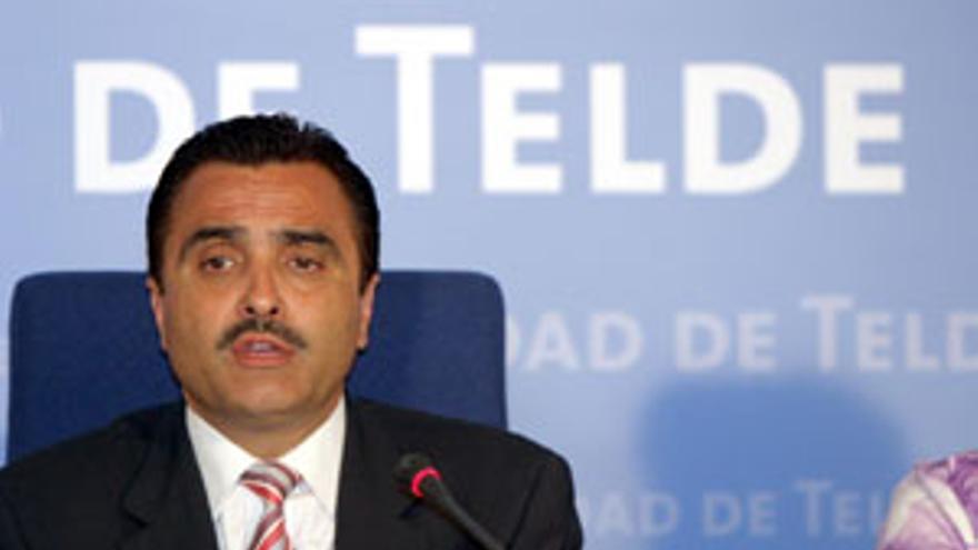 Francisco Valido, ex alcalde de Telde. (CANARIAS AHORA)