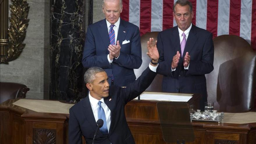 "Obama promete combatir el terrorismo ""unilateralmente"" si es necesario"