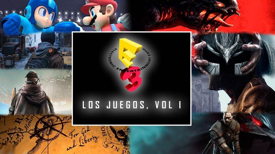 Los juegos del E3 2014 Vol 1