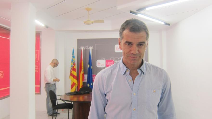 """Cantó (UPyD) lamenta que la Generalitat """"se ha convertido en una comisaría"""" en la que """"se acumulan imputados"""""""