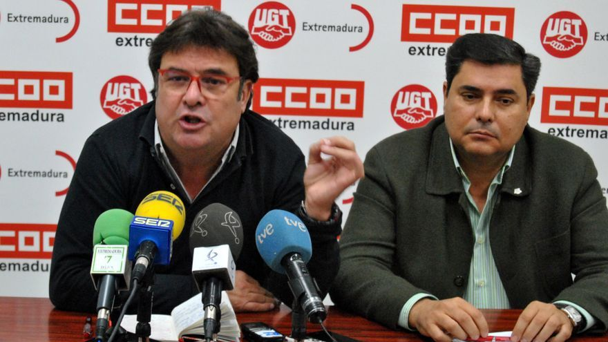 Francisco Capilla y Julián Carretero