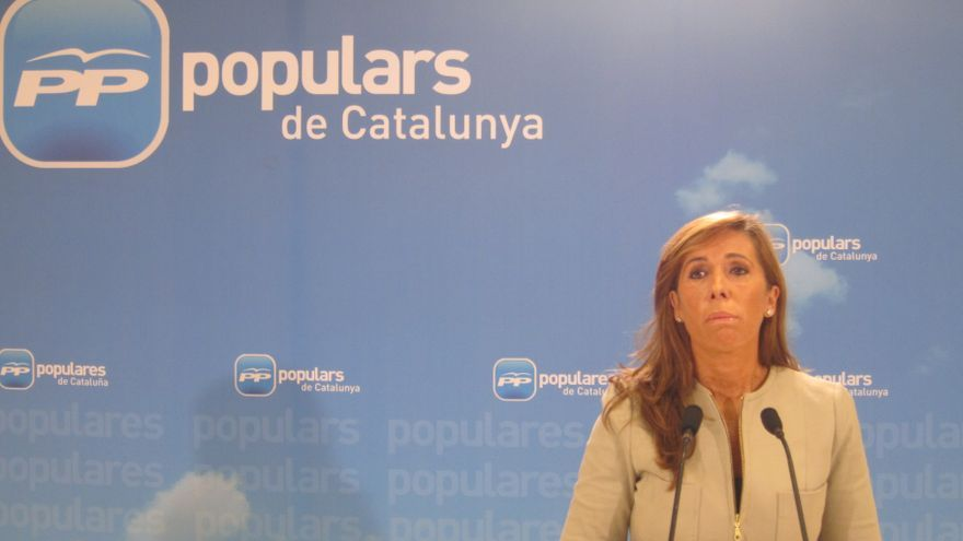 """Alicia Sánchez Camacho (PP) pide a Monago que se """"dedique"""" a hablar de Extremadura y evite la confrontación"""