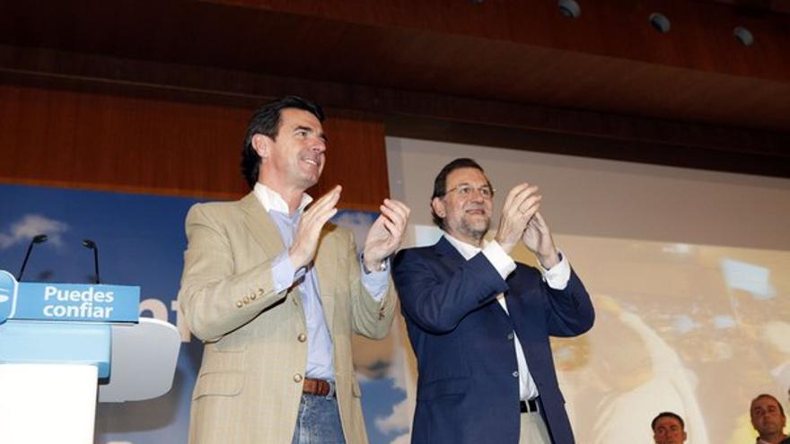 Del acto del PP canario con Rajoy #1