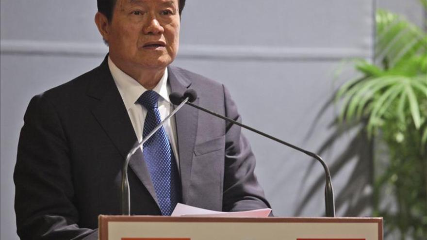 Detenido el hijo del exmáximo responsable chino de seguridad, según un diario chino
