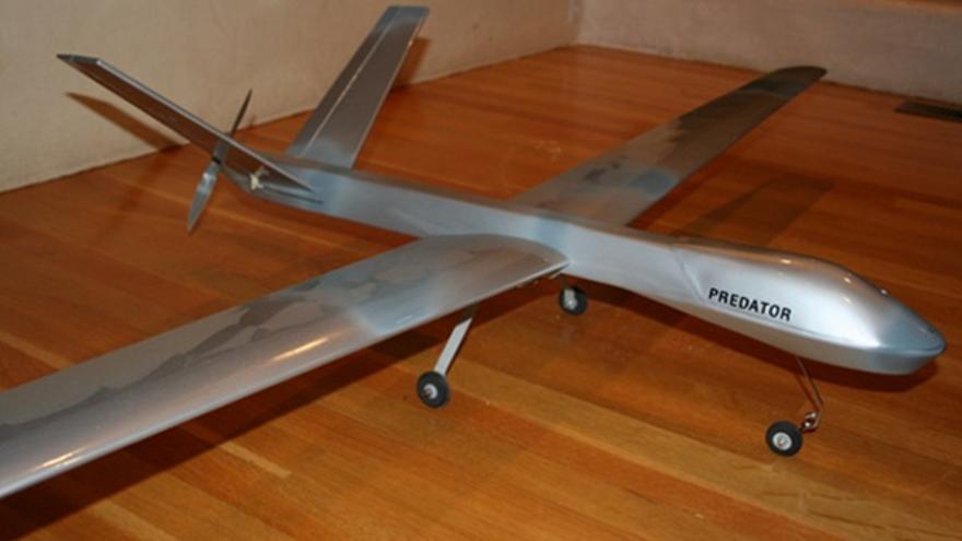 UAV controlado mediante Arduino (Foto: Hacknmod)