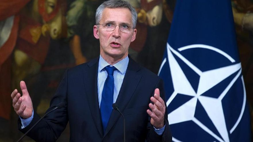 La OTAN, preparada para apoyar a Libia en el refuerzo de sus instituciones