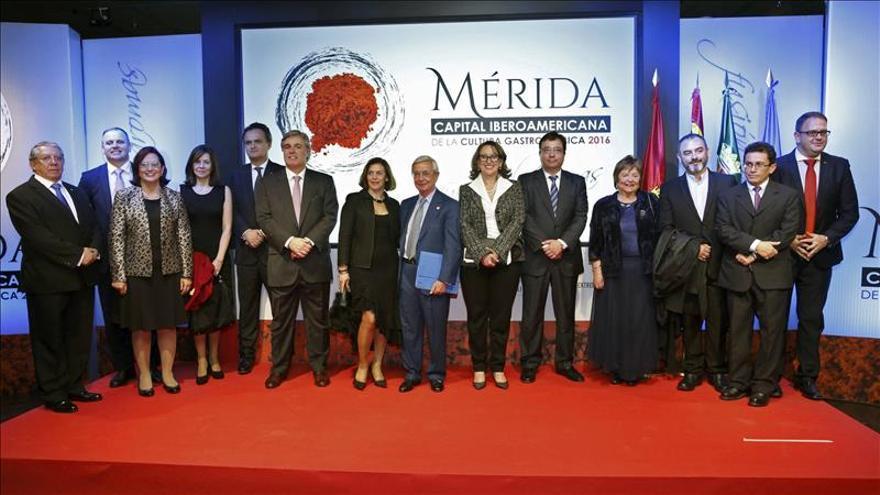 La cocina emeritense exhibe su potencial como Capital Iberoamericana 2016