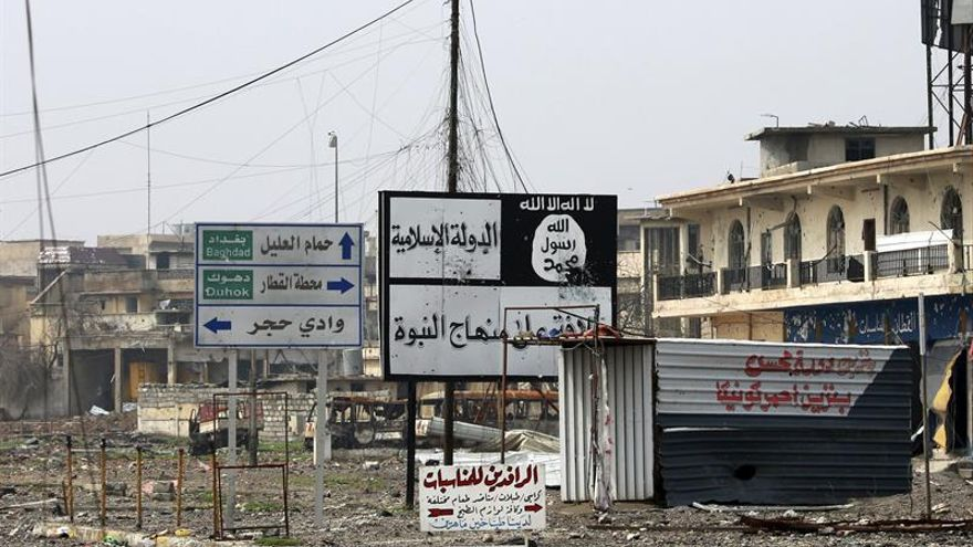 Al Baghdadi llama a la lucha en el primer mensaje difundido por EI en casi un año