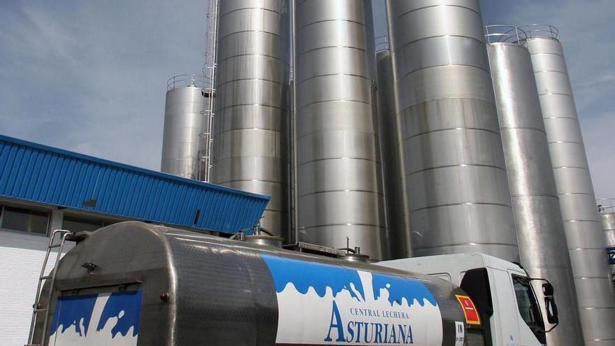 La leche de Central Lechera Asturiana, elegida por el 52% de las familias españolas durante 2012