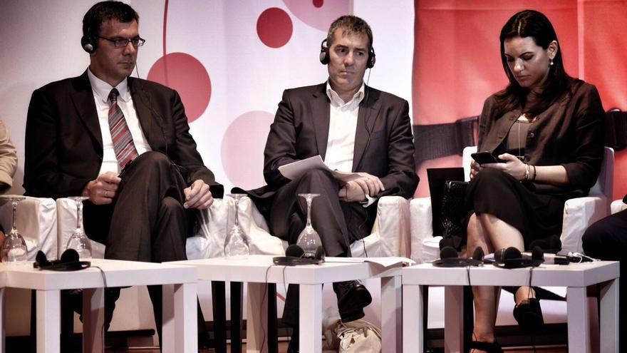 Fernando Clavijo en el foro sobre los refugiados y la necesaria solidaridad de la UE con las islas griegas
