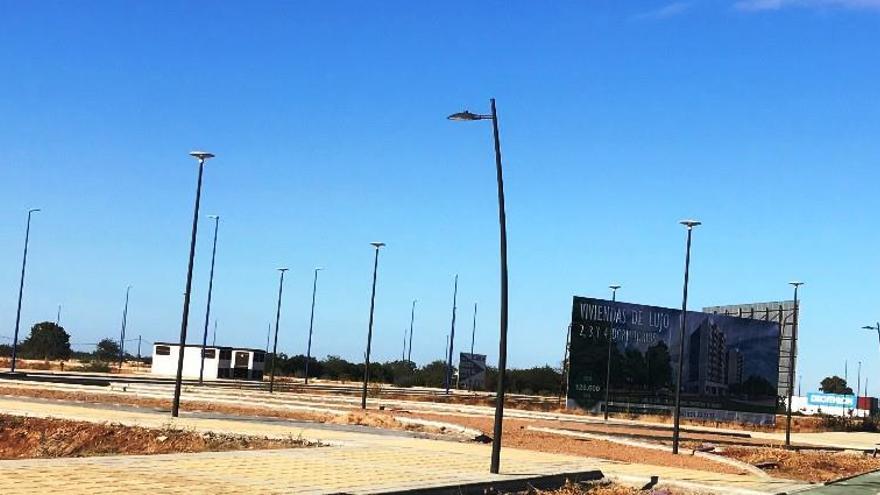 farolas LED Badajoz