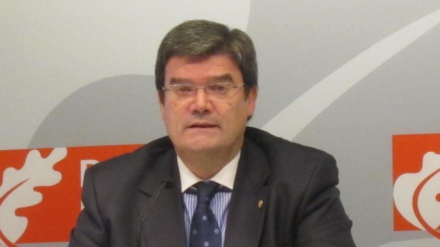 """Aburto agradece la """"confianza"""" del PNV para proponerle como candidato a la Alcaldía de Bilbao"""