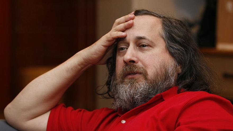 Richard Stallman ha repetido esta idea hasta la saciedad