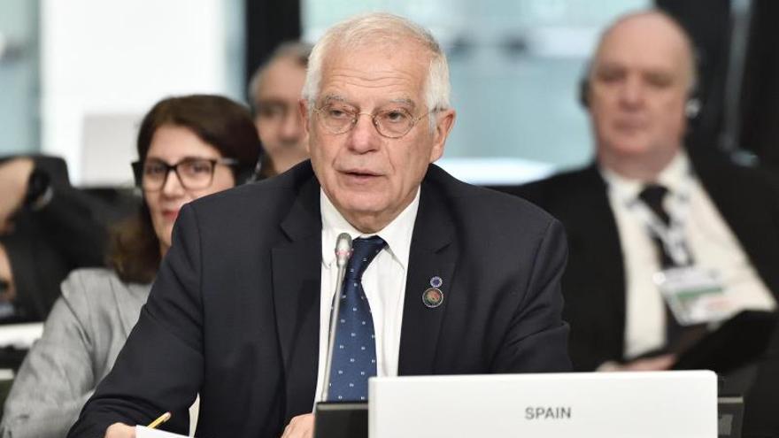 La OSCE acuerda en Milán seguir trabajando para resolver la crisis en Azov