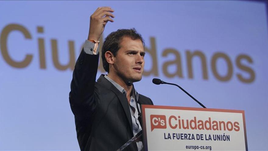 Albert Rivera pide prudencia a los ministros en sus declaraciones sobre Cataluña