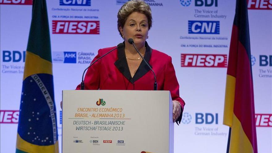 Rousseff viaja a Etiopía para el cincuentenario de la Unión Africana
