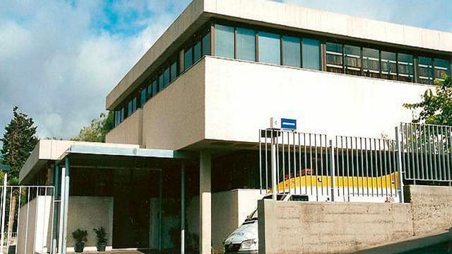 Imagen de archivo del Centro de Salud de Los Llanos de Aridane.