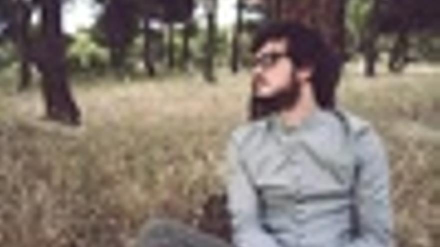 El cantante Sethler en una foto promocional