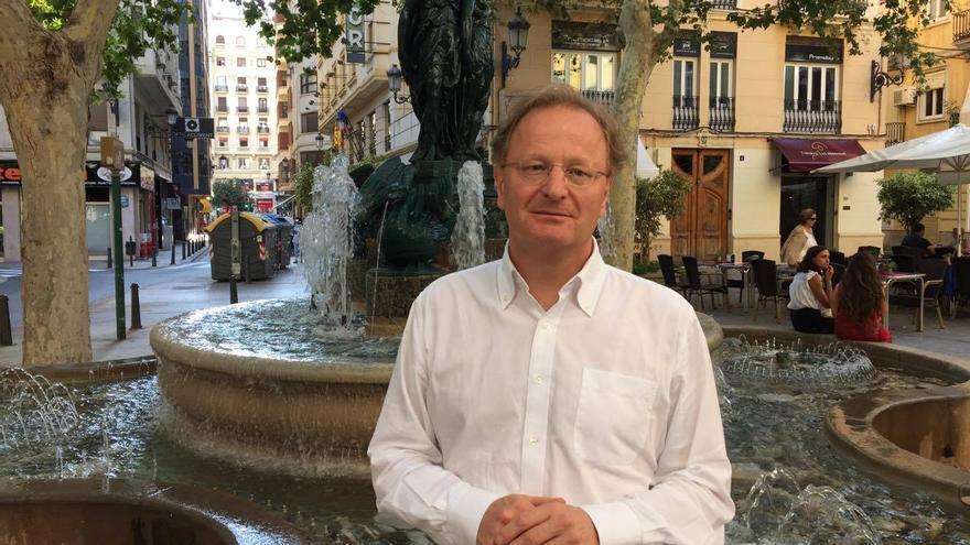 Stephan Roesgen, responsable de asuntos institucionales del Grupo Ardagh y experto en el sistema de retorno de envases alemán.