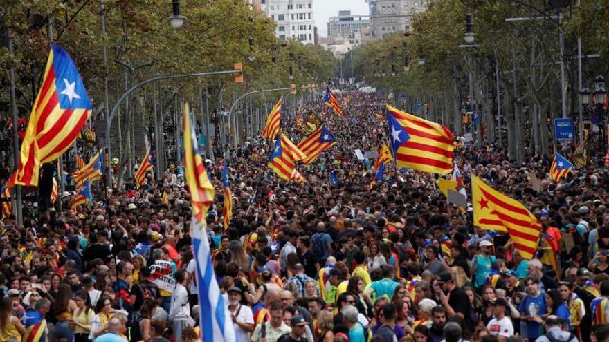 Cataluña eclipsa las elecciones a once días de que empiece la campaña