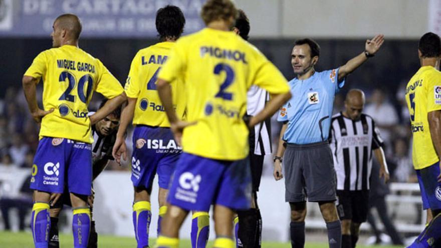Del Cartagena-UD Las Palmas #5