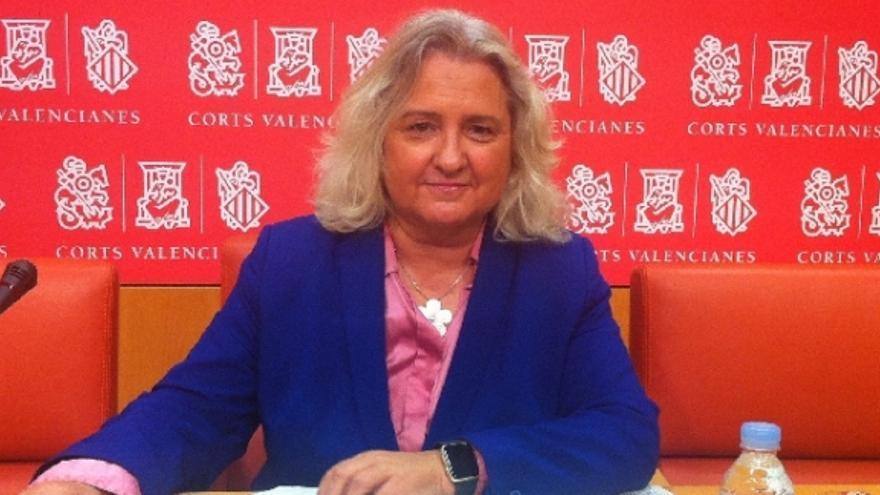 La diputada del PP María José Ferrer San-Sgundo