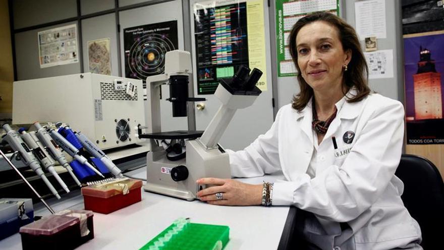 Blanca Laffon: Ya no hay riesgo genético en los voluntarios del Prestige